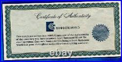ZIMBABWE P91 100 Trillion Dollars Consecutive etc 2008 UNC Choose your Note