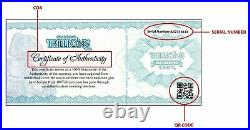Zimbabwe 10 Trillion Dollars X 100 Pieces(PCS), 2008, P-88, UNC, Bundle, 100 Trillion